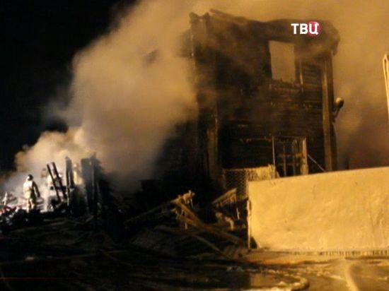 Четверо детей заживо сгорели из-за старой проводки