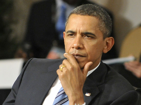 Обама, вытирая слезы, призвал ограничить продажу оружия в США