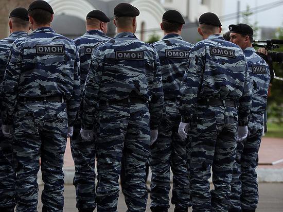 Охрану детских здравниц Крыма на праздники обеспечил ОМОН и снайперы
