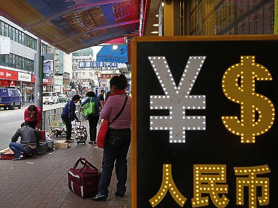 В Китае остановлены торги на биржах после глобального обвала