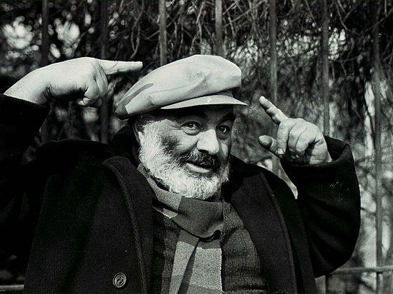 Сергей Параджанов гулял на собственных похоронах