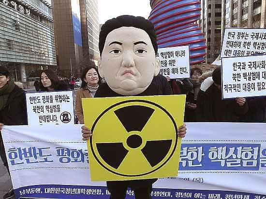 Водородный пузырь: США не поверили в северокорейскую бомбу, но испугались