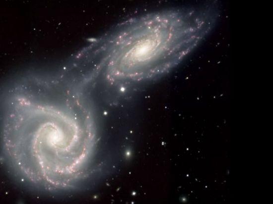 Роскосмос предсказал гибель Земли из-за столкновения двух галактик