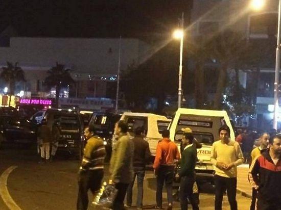 Установлена личность одного из напавших на отель в Хургаде