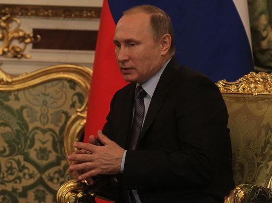 Путин рассказал, как дешевая нефть оздоровила российскую экономику