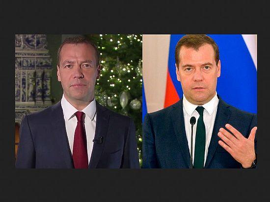 Блогеры заподозрили, что Дмитрия Медведева заменяет двойник
