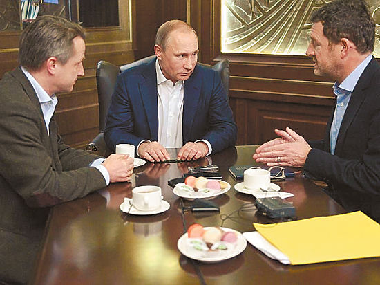Путин ошибся в оценке резервов России на 150 миллиардов долларов