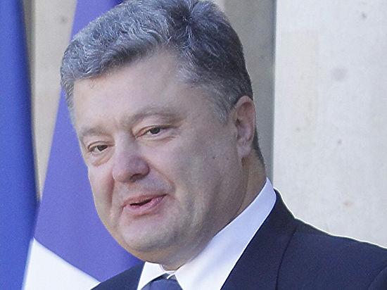 Порошенко заявил, что Украина проживет без российского газа