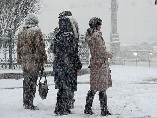 Синоптики: страшная метель обрушится на Москву в 14:00