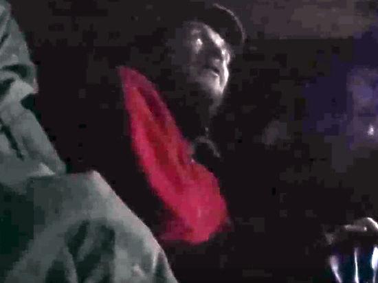 Видео отшельника, возможно, погибшего на перевале Дятлова, появилось в Сети