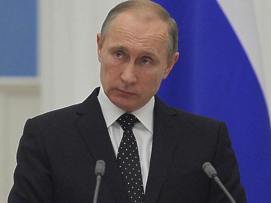 Путин: разговоры о свободе нужны, чтобы запудрить народу мозги