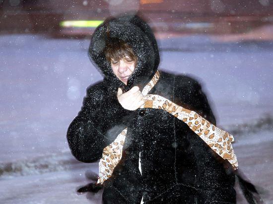 После метели в Москве предсказали резкое похолодание