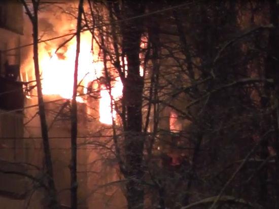 Очередной взрыв газа в многоэтажке: в Воронеже выгорело несколько квартир