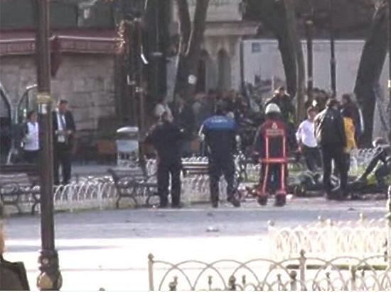 Турция задержала трёх россиян по подозрению в причастности к терактам