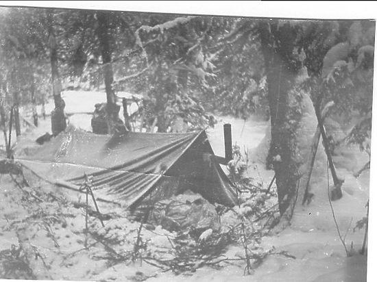 Палатка с телом, найденным у перевала Дятлова, стояла внутри сарая