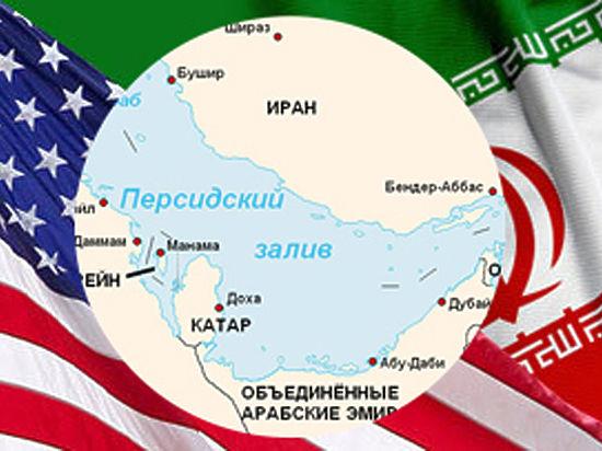 Военно-морской скандал: Власти Ирана задержали два корабля ВМС США