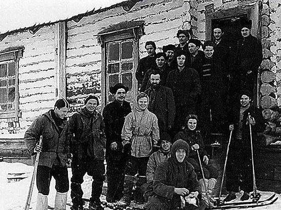 Опубликованы фото погибшего у перевала Дятлова