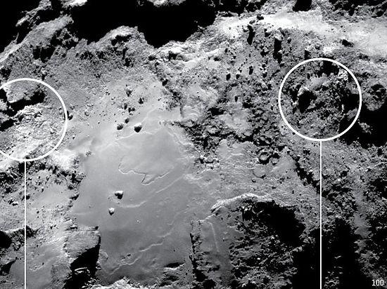 На комете Чурюмова-Герасименко нашли воду