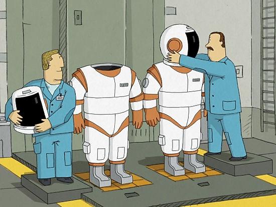 Номинированный на «Оскар» российский мультфильм посвящен космонавтам