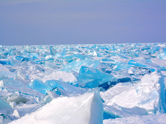 В Антарктиде обнаружен самый большой на Земле каньон