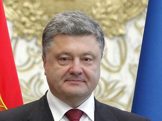 Порошенко признался, что координирует блокаду Крыма