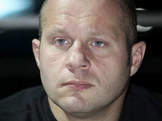 Федор Емельяненко остался недоволен комментаторами смешанных единоборств на «Матч ТВ»