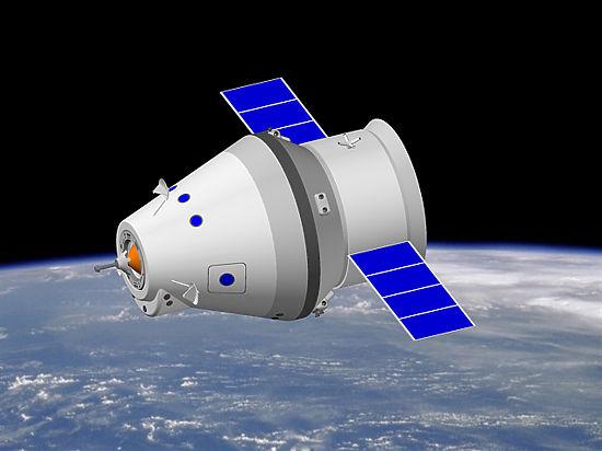 Новому пилотируемому космическому кораблю дали название