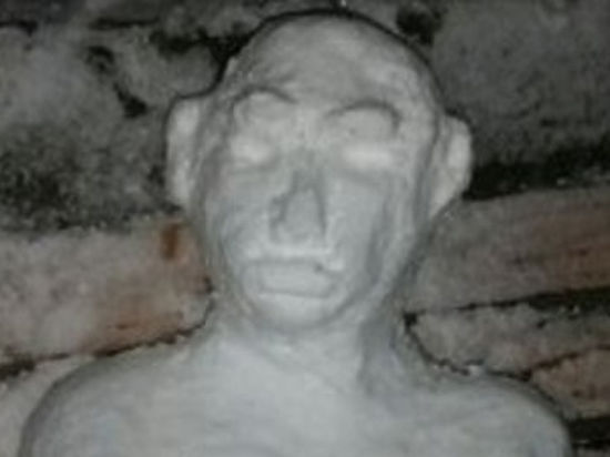 Растаял или украли: Путин-снеговик пропал через несколько часов после появления