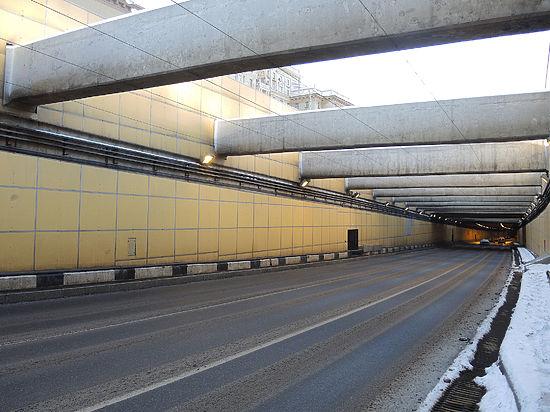 Эксперты объяснили причины аварий в Волоколамском тоннеле