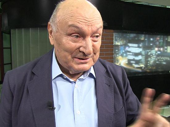 Михаил Жванецкий хочет снять фильм про Одессу