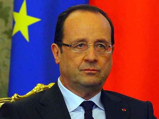 Олланд назвал причины чрезвычайного положения в экономике Франции