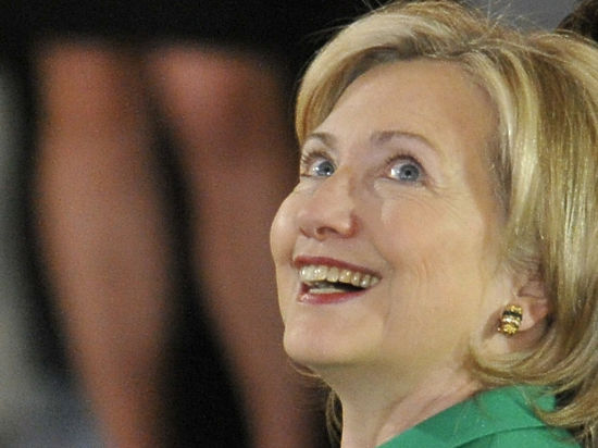 Клинтон рассказала об интересных отношениях с