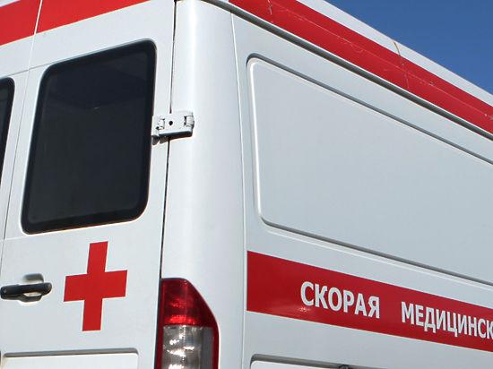 Автомобиль генконсульства Украины насмерть сбил пенсионерку в Петербурге