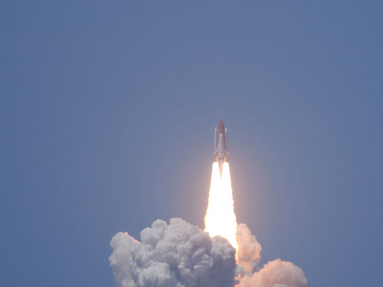 Космический аппарат с ядерным двигателем создадут в России