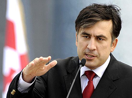 Саакашвили слил в интернет секретные позиции ВСУ в Донбассе