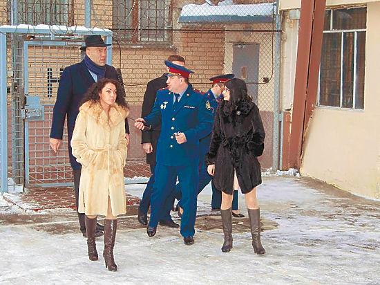 При побеге из московского СИЗО