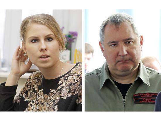 Либеральный курятник против странного националиста: Рогозин и Соболь поругались в Twitter