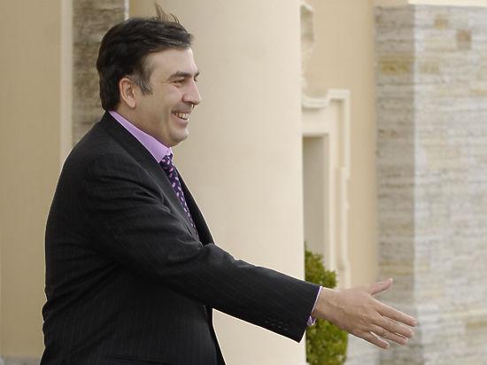 Саакашвили объявил войну ореховой мафии