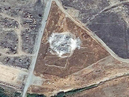 Опубликованы кадры разрушенного ИГИЛ древнейшего христианского монастыря Ирака