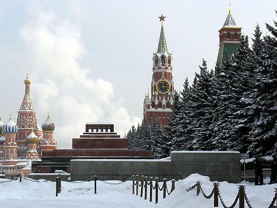 В Кремле запретили кататься на лыжах