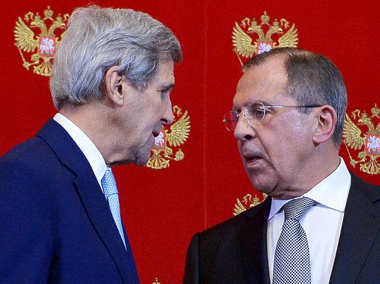 Встреча Лаврова и Керри внесет ясность насчет переговоров по Сирии