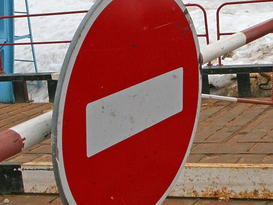 Украина заблокировала российские фуры на пути в Молдавию