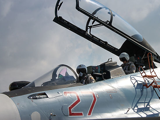 Российские летчики в Сирии станут ветеранами
