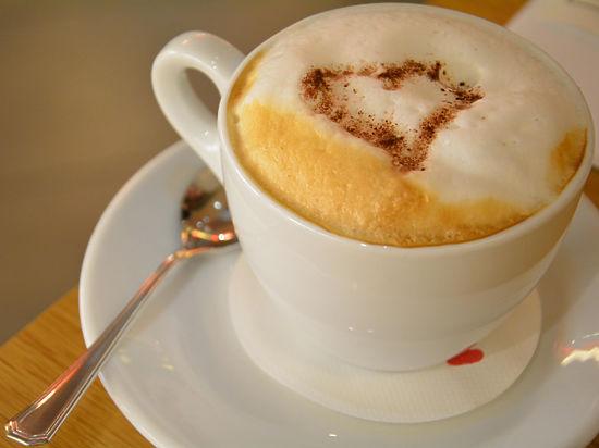 Кофе уменьшает грудь