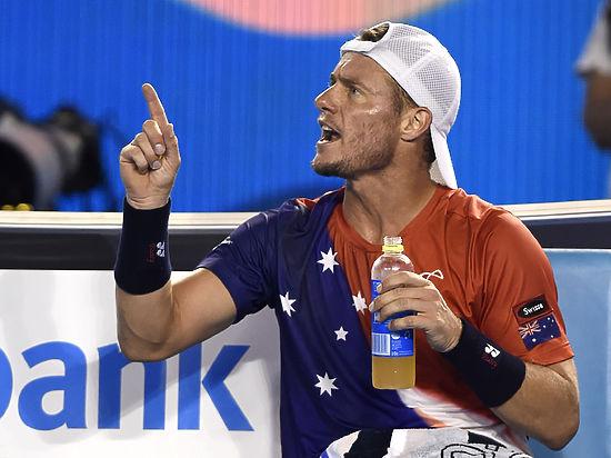 Хьюитт проиграл на Australian Open и завершил карьеру