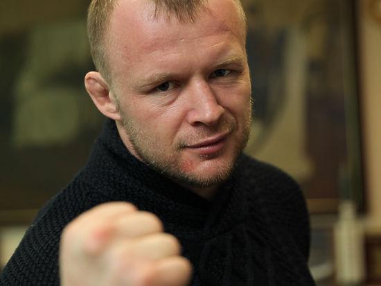 Александр Шлеменко: «Политические моменты есть и в смешанных единоборствах»
