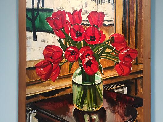 В Третьяковской галерее открылась выставка Таира Салахова