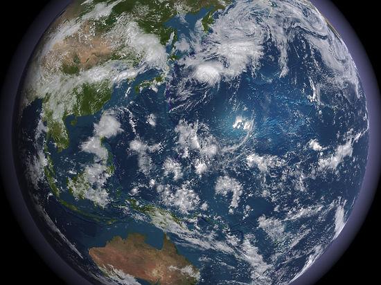 Геофизики выяснили, что земная кора пришла в движение 3 млрд лет назад