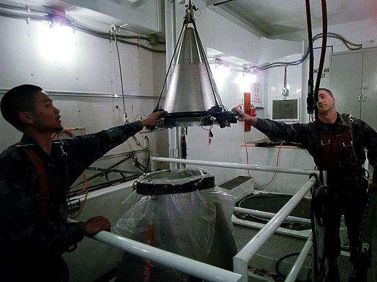 Сотрудники ВВС США повредили ядерную ракету в бункере Колорадо