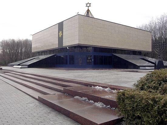 В синагоге на Поклонной горе отметят День жертв памяти Холокоста